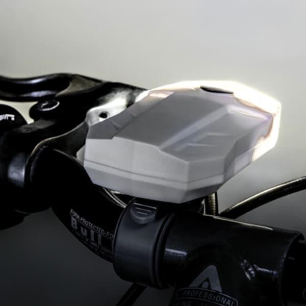 lampki rowerowe BAS KREACJA