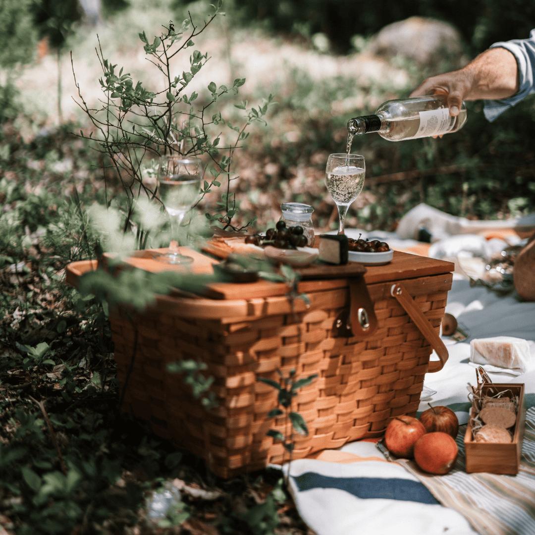 kosze piknikowe BAS KREACJA