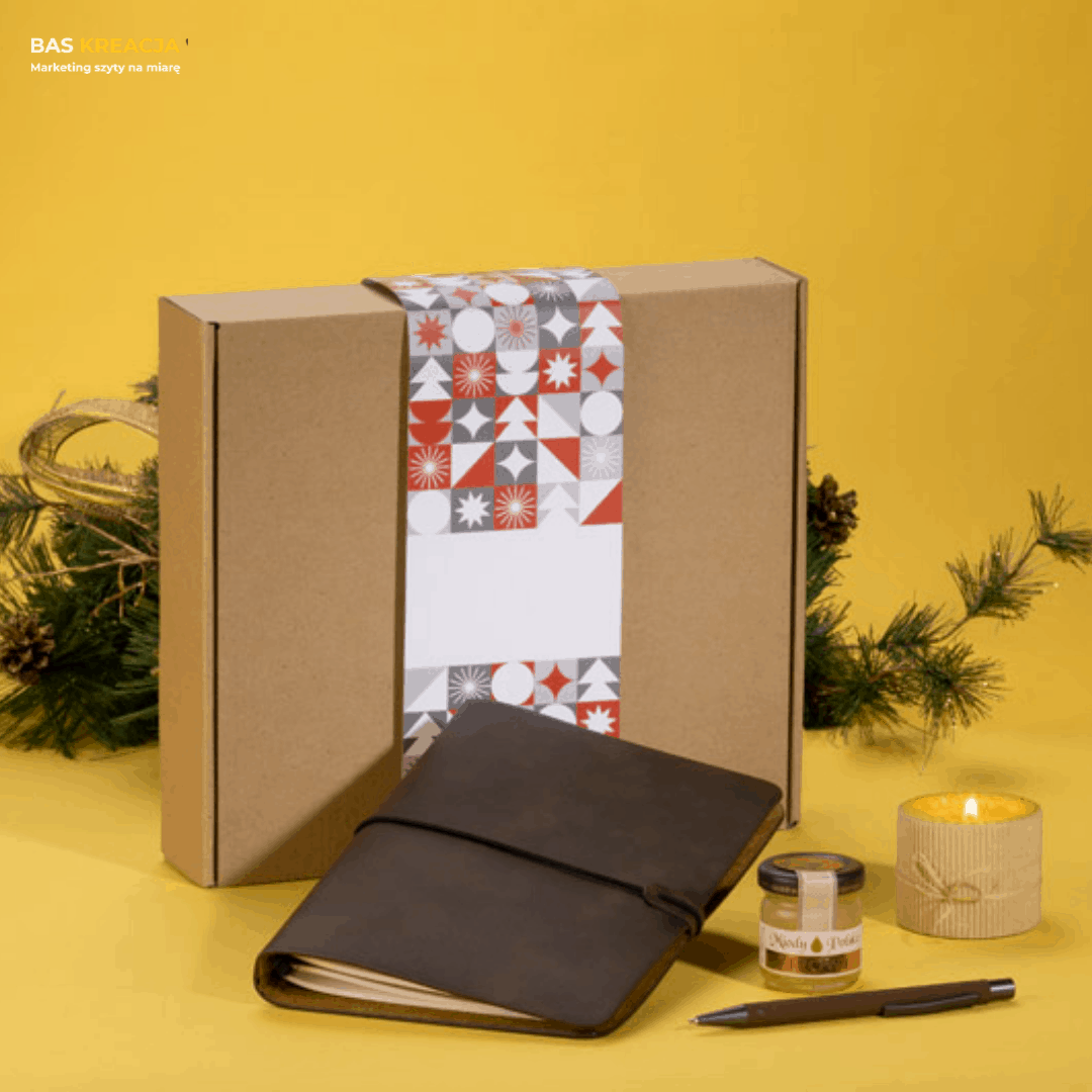 zestawy prezentowe na święta - gift boxy