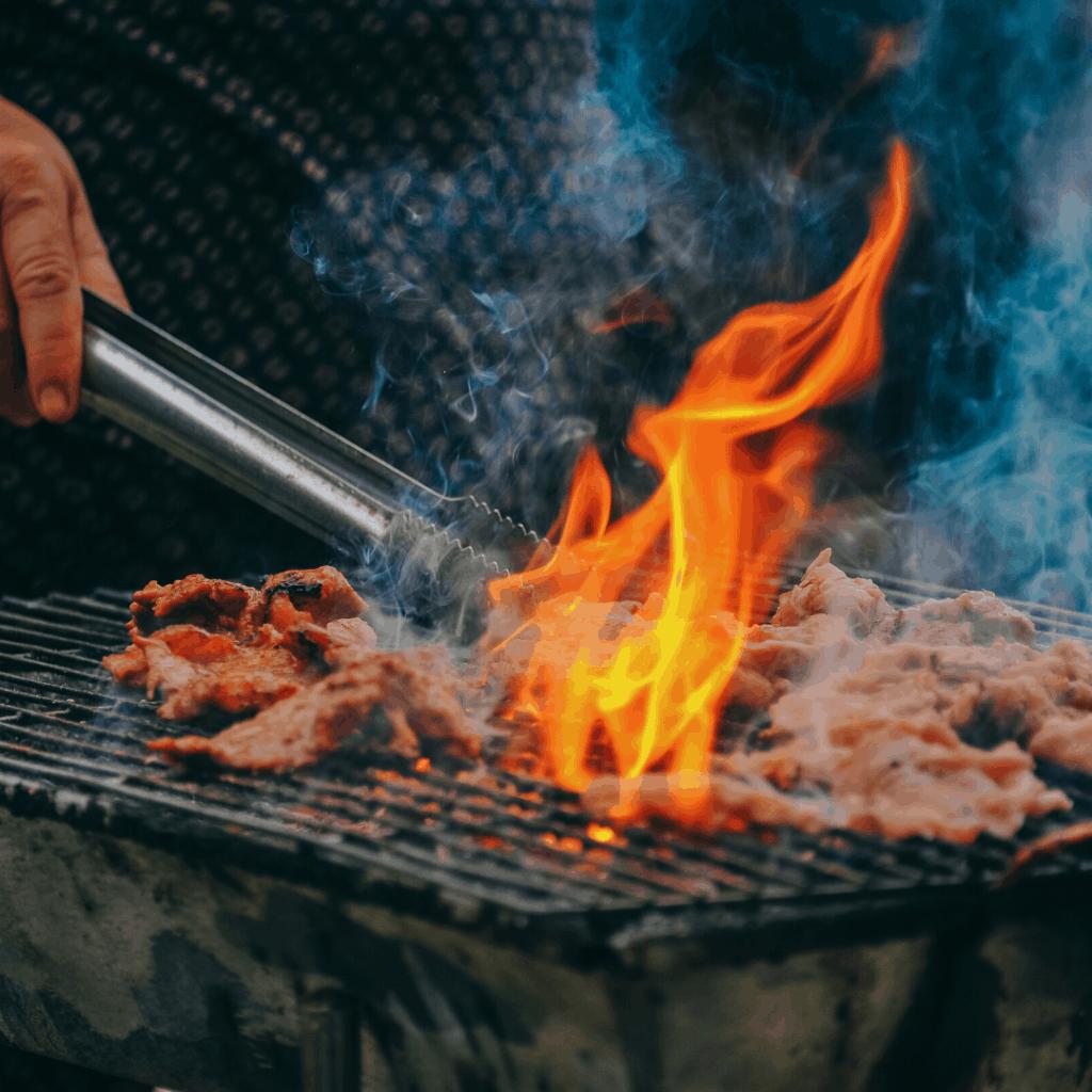 grill reklamowe rozwiązanie na lato