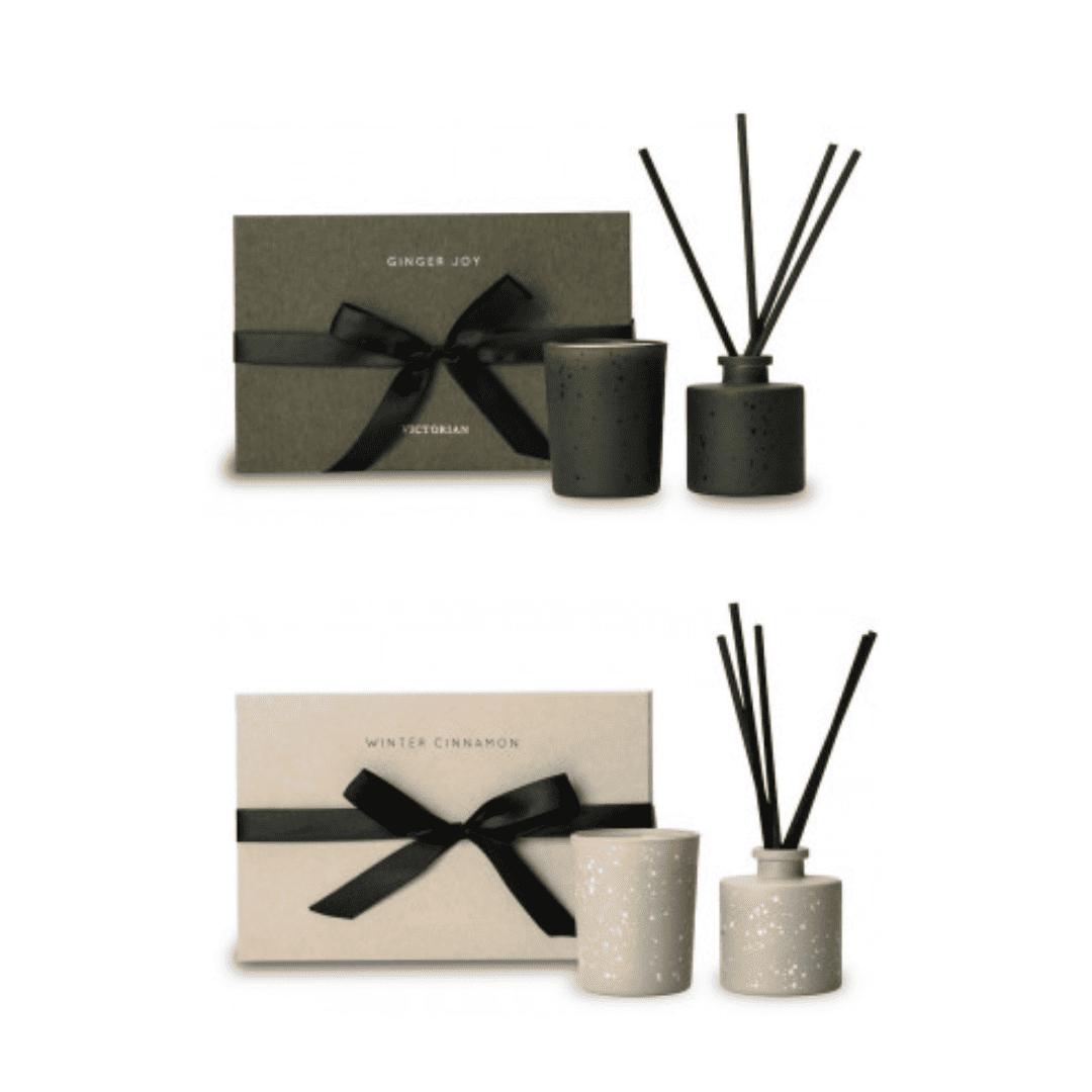 dyfuzory i świeczki z logo