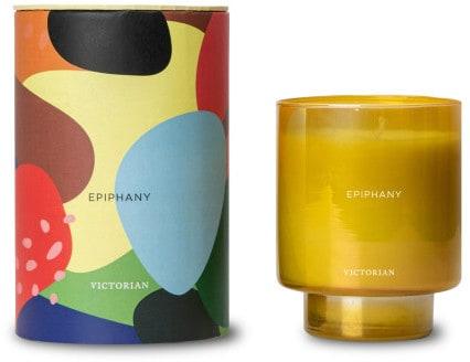 świeczki z logo