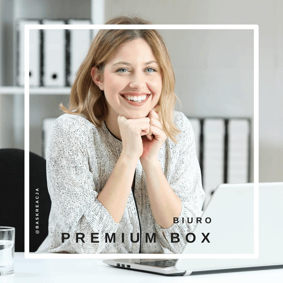 premium box - biuro - gift box