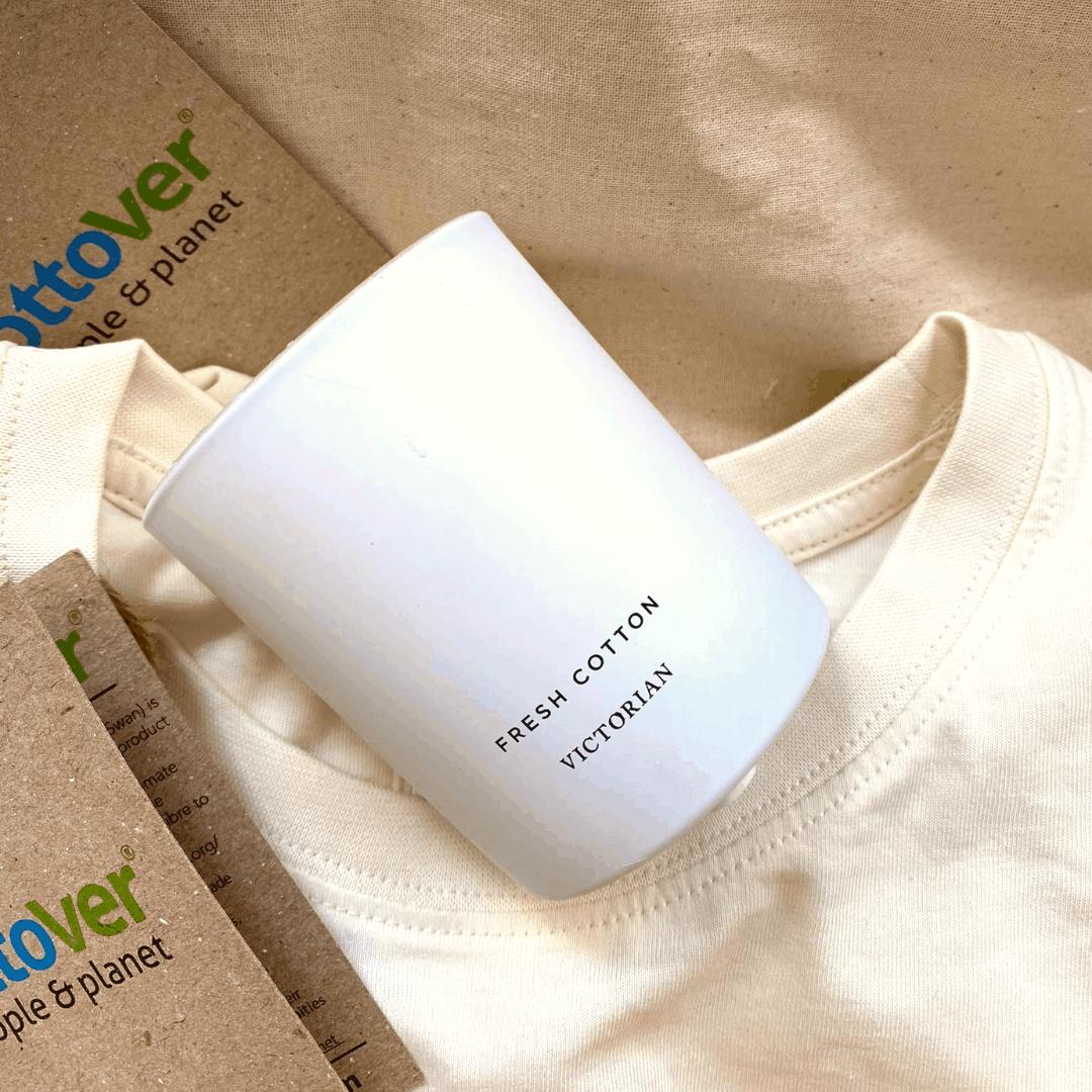 gift box - bawełna organiczna cottover