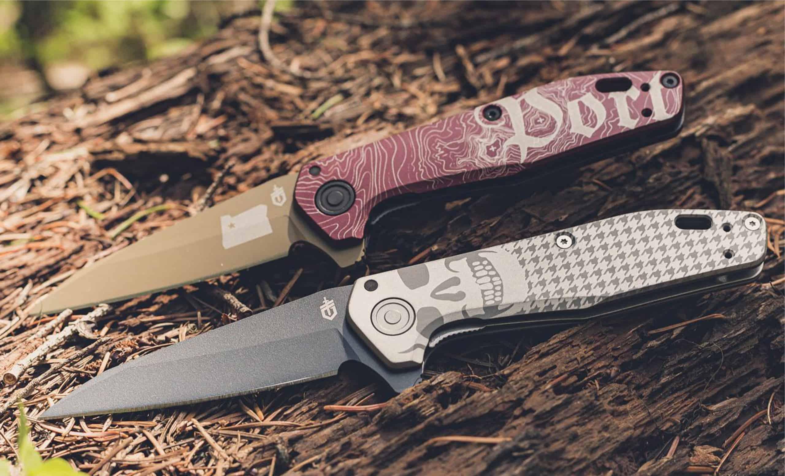 Gerber noże - BAS Kreacja