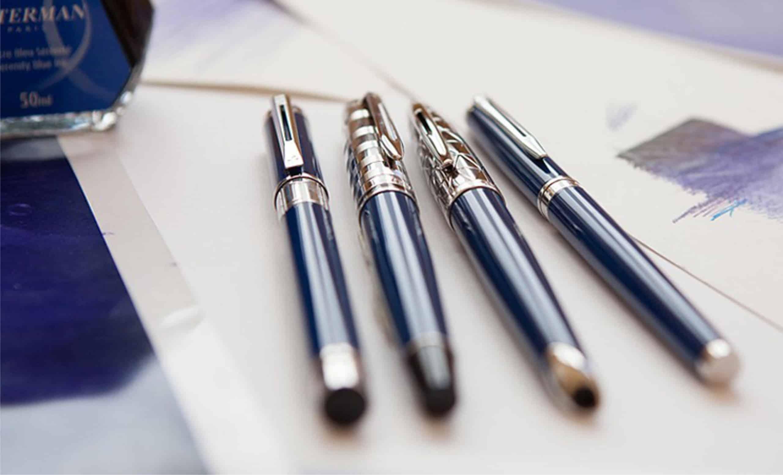 Waterman pióra i długopisy - BAS Kreacja