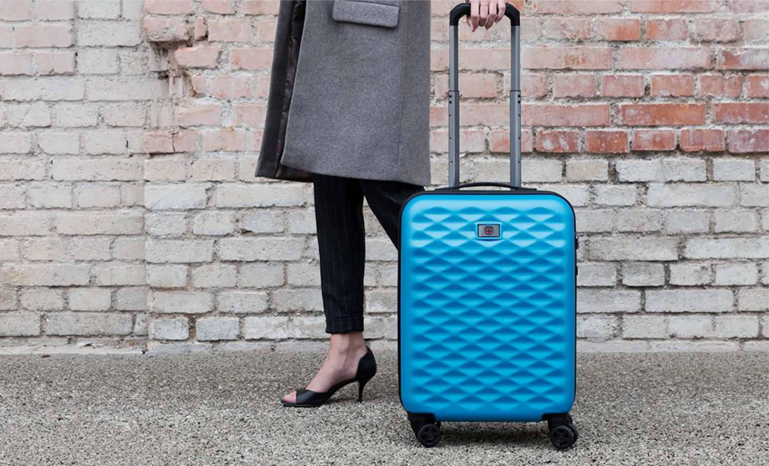 Wenger walizka - BAS Kreacja