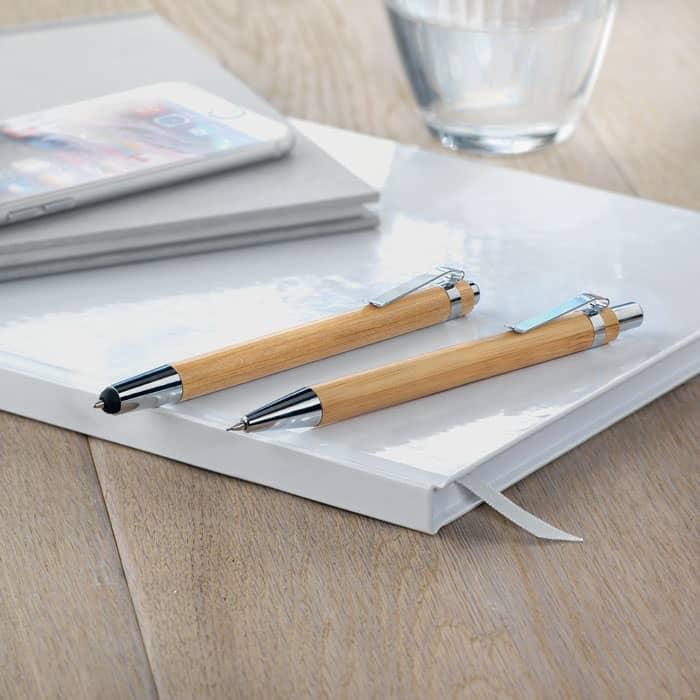 długopisy drewniane - artykuły piśmiennicze - BAS Kreacja
