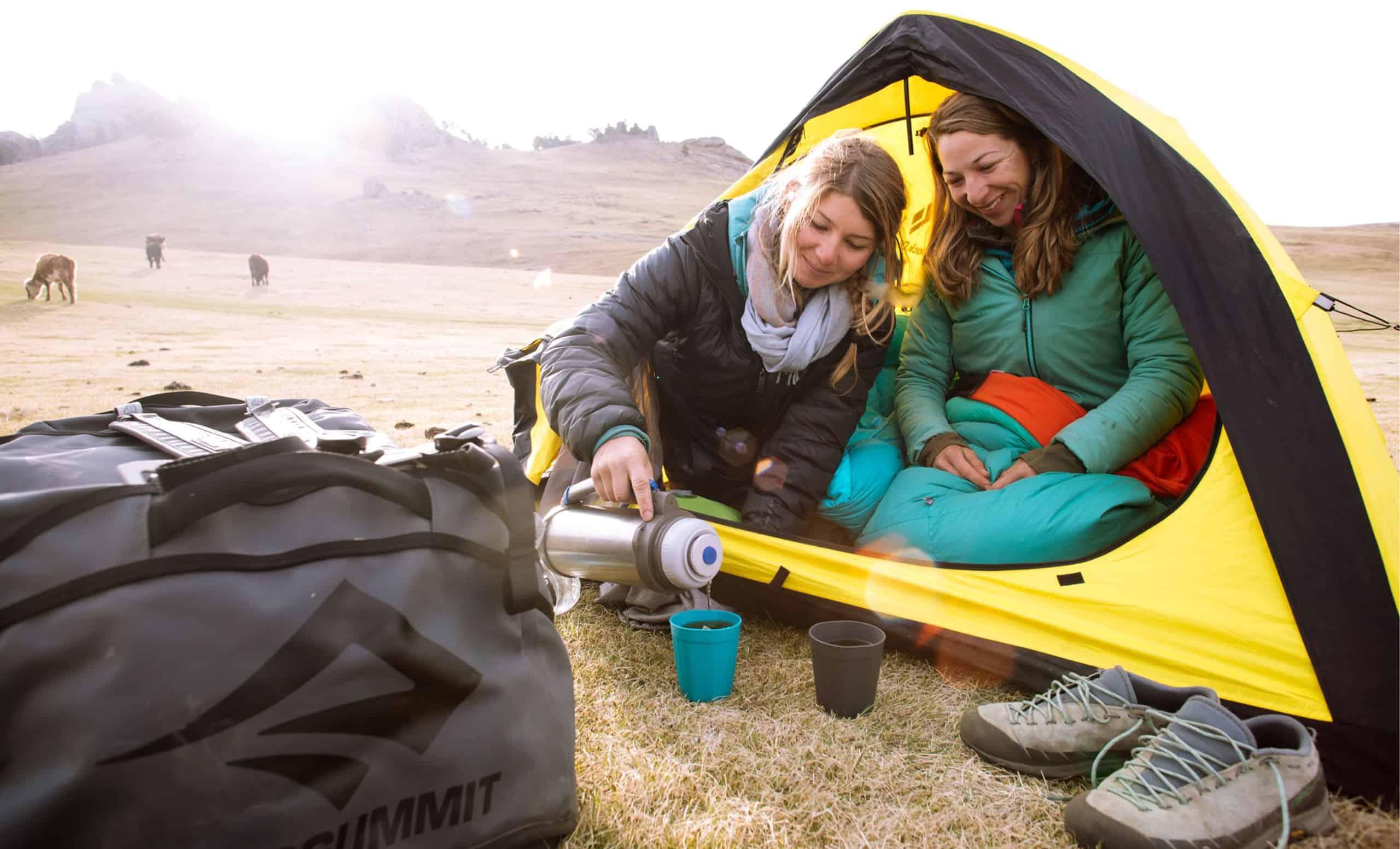 SeaToSummit namiot - BAS Kreacja