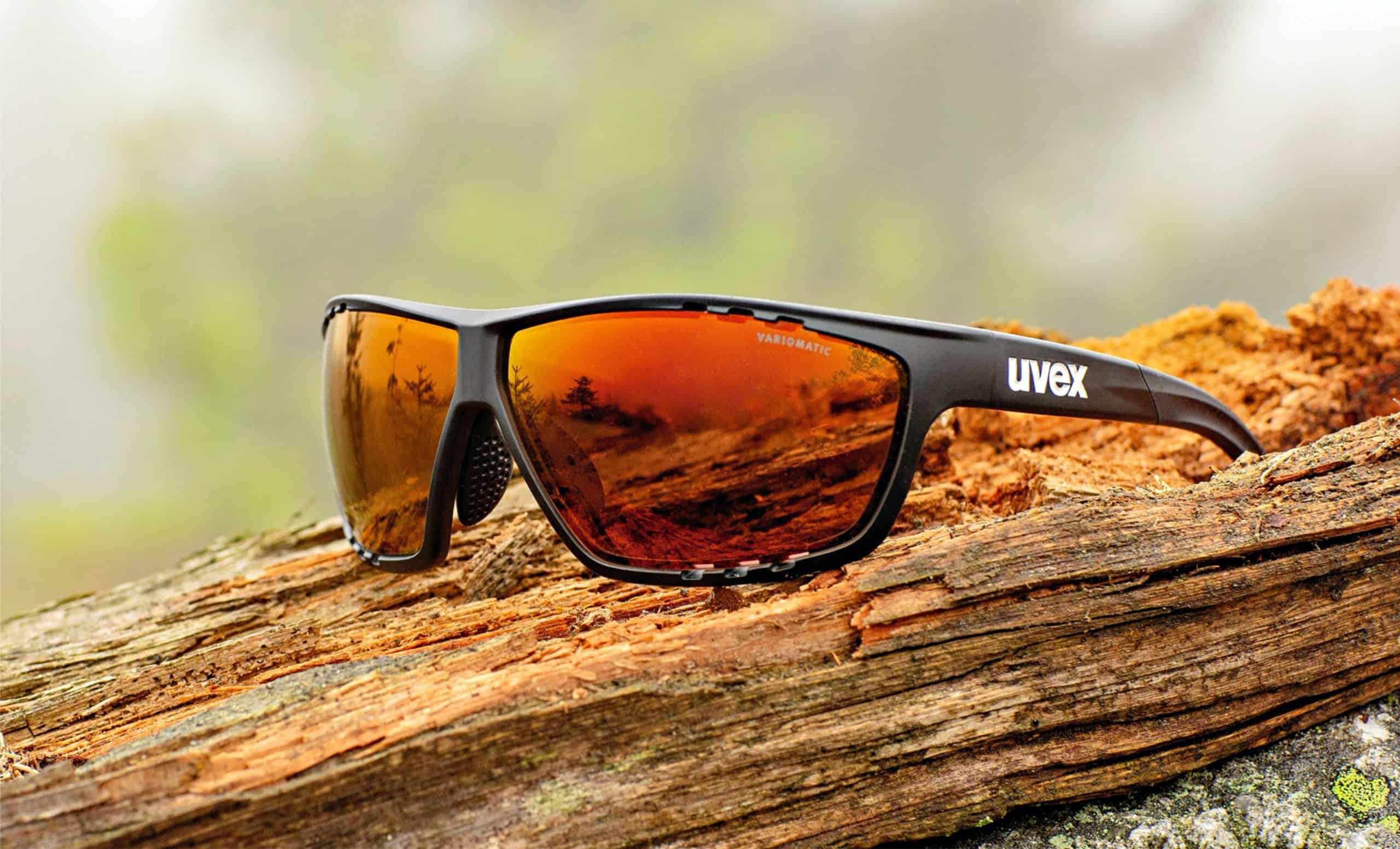 Okulary Uvex - BAS Kreacja