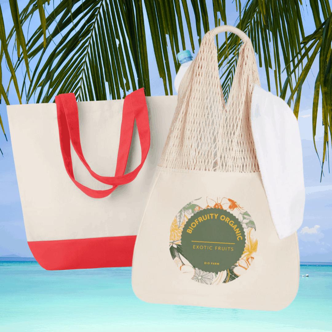torby plażowe z logo