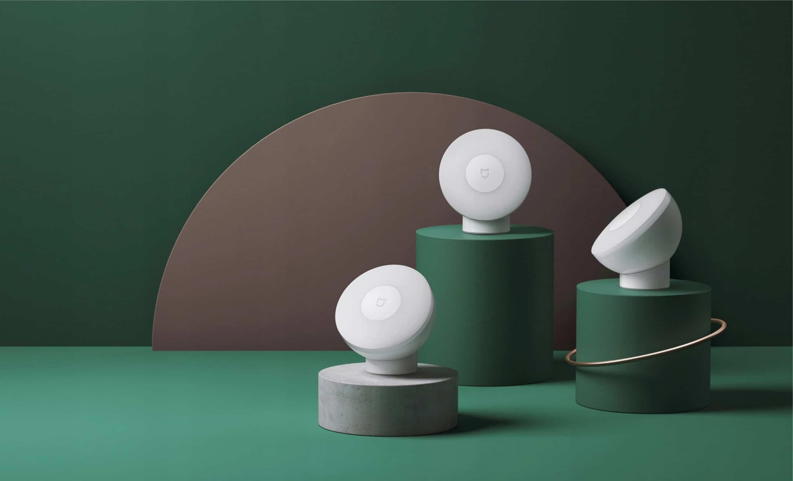 Lampka z czujnikiem ruchu Xiaomi - BAS Kreacja
