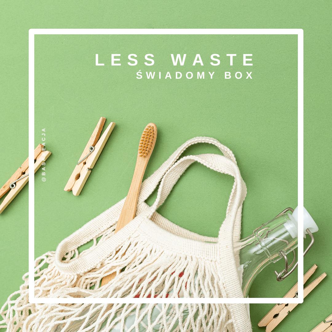 less waste - świadome boxy